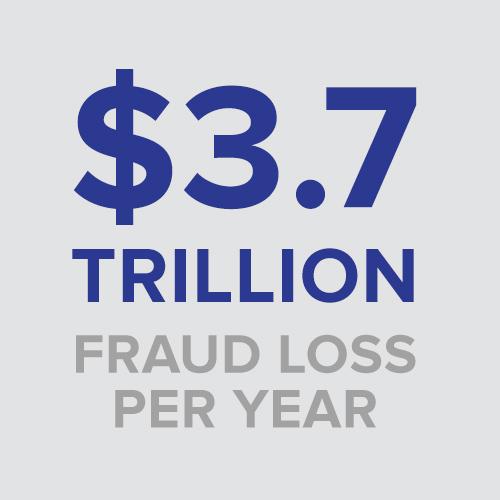 Fraud Loss per year